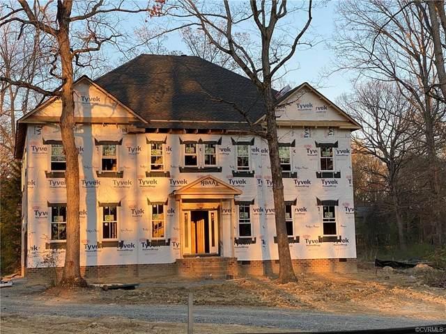 4525 Thorncroft Drive, Glen Allen, VA 23059 (MLS #1934624) :: Small & Associates