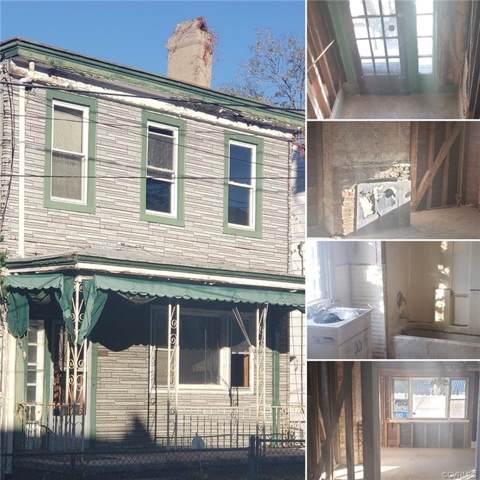 706 N 21st Street, Richmond, VA 23223 (MLS #1935215) :: The RVA Group Realty