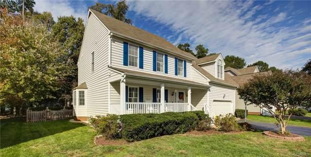 1716 Bellamy Place, Glen Allen, VA 23059 (MLS #1935957) :: Small & Associates