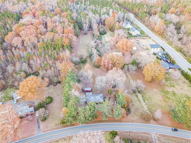 11512 & 11530 Mill Road, Glen Allen, VA 23059 (MLS #1937565) :: Village Concepts Realty Group