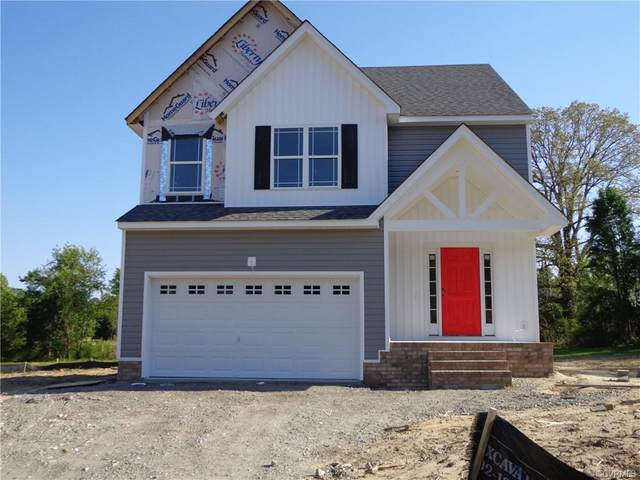 7203 Carriage Pines Drive, Chesterfield, VA 23235 (#1939278) :: Abbitt Realty Co.
