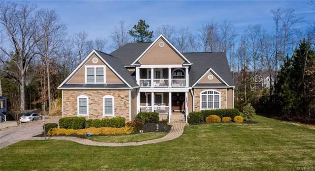 9013 Sir Britton Drive, Chesterfield, VA 23832 (MLS #2000033) :: Small & Associates