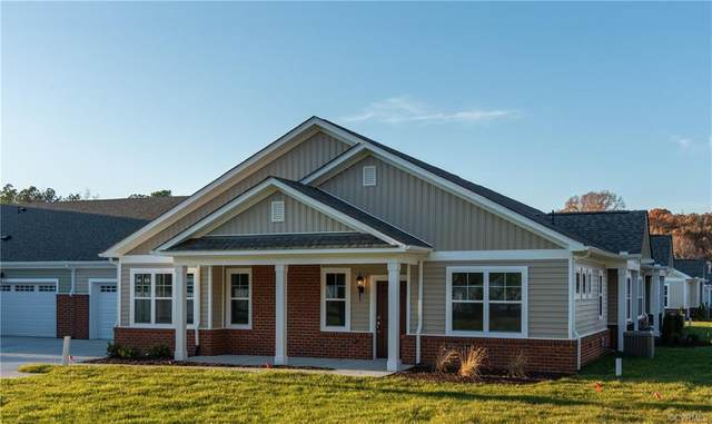 1813 Providence Villas Court 7D, North Chesterfield, VA 23236 (MLS #2000402) :: The Redux Group