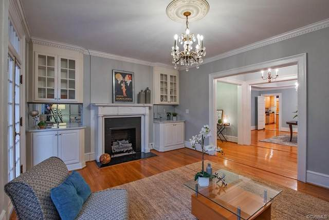 2805 Monument Avenue #4, Richmond, VA 23221 (MLS #2001159) :: Small & Associates