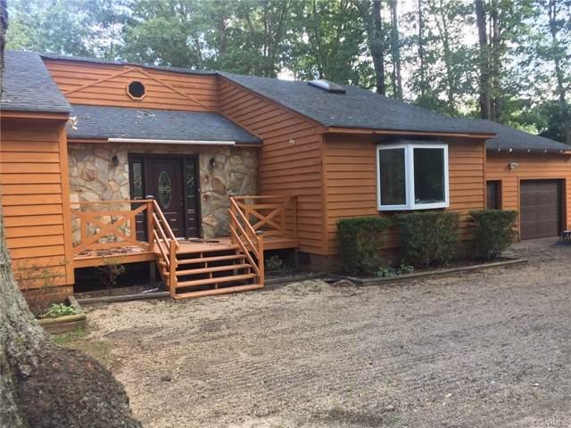 5700 Wensleydale Drive, New Kent, VA 23124 (MLS #2002491) :: Small & Associates