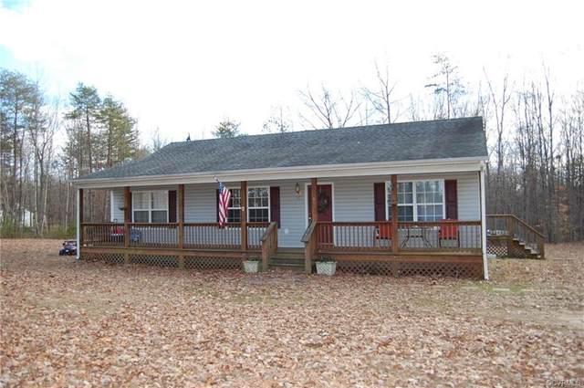 371 White Walnut Road, Louisa, VA 23093 (MLS #2002796) :: Small & Associates