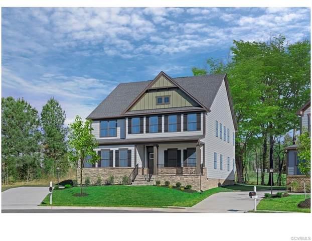 4774 Hepler Ridge Way, Glen Allen, VA 23059 (MLS #2003831) :: Small & Associates
