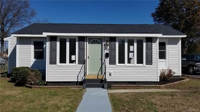 16 Casey Street, Sandston, VA 23150 (MLS #2004063) :: Small & Associates