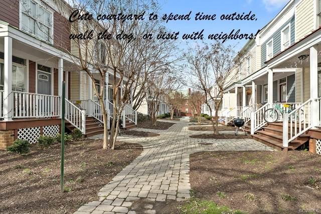 605 Spring Street Q, Richmond, VA 23220 (MLS #2005384) :: Small & Associates