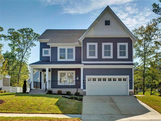 10116 Merrittcroft Court, Mechanicsville, VA 23116 (MLS #2005840) :: The Redux Group
