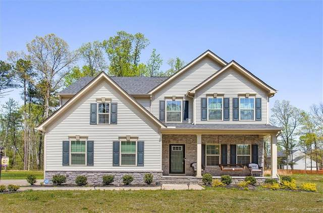 10467 Centralia Station Road, Chesterfield, VA 23831 (MLS #2007375) :: EXIT First Realty