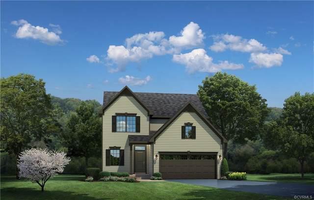 4746 Hepler Ridge Way, Glen Allen, VA 23059 (MLS #2007388) :: Small & Associates