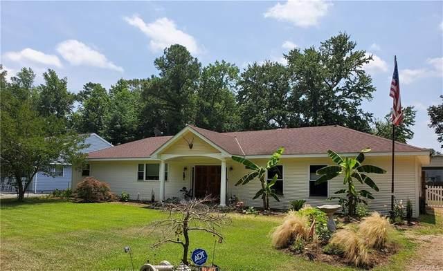 114 Plum Drive, Hartfield, VA 23071 (MLS #2008232) :: The RVA Group Realty