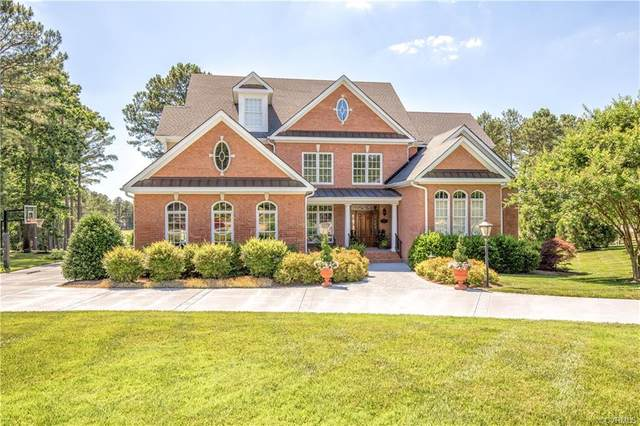 16101 Maple Hall Drive, Midlothian, VA 23113 (MLS #2008934) :: EXIT First Realty