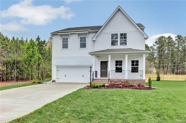 2325 Elkview Drive, North Chesterfield, VA 23236 (MLS #2009295) :: Small & Associates