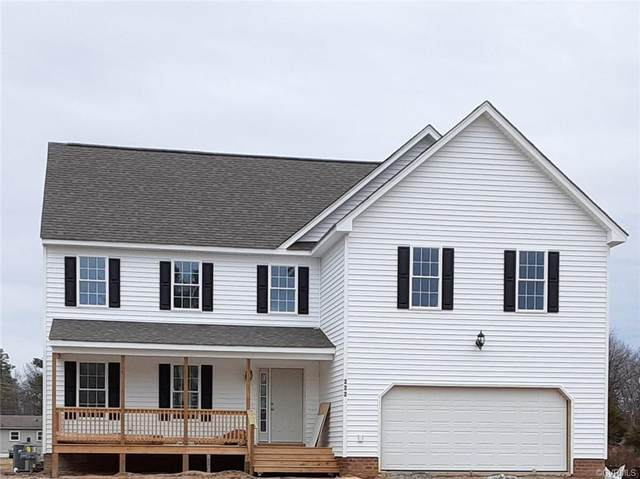 222 Pointers Drive, West Point, VA 23181 (MLS #2011217) :: Village Concepts Realty Group