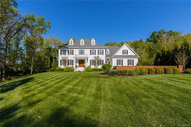 320 Wickham Glen Drive, Richmond, VA 23238 (MLS #2012234) :: Small & Associates