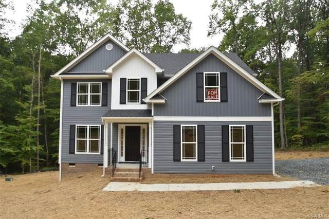 10168 Georgetown Road, Mechanicsville, VA 23111 (MLS #2012889) :: EXIT First Realty