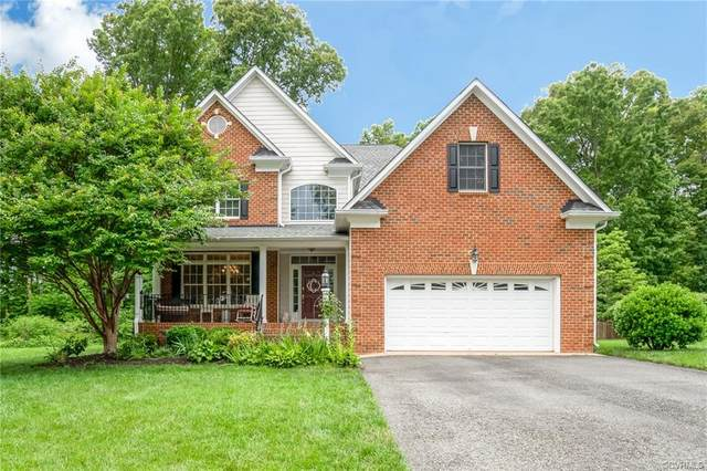 2708 Tricia Place, Henrico, VA 23233 (MLS #2018158) :: EXIT First Realty