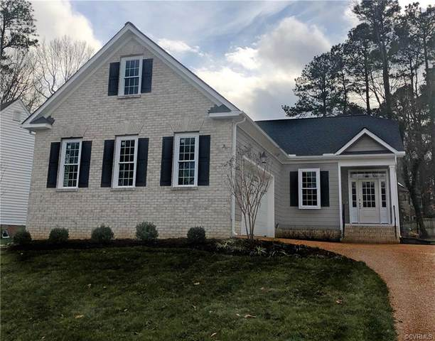 9375 Charter Lake Drive, Mechanicsville, VA 23116 (MLS #2019250) :: Village Concepts Realty Group
