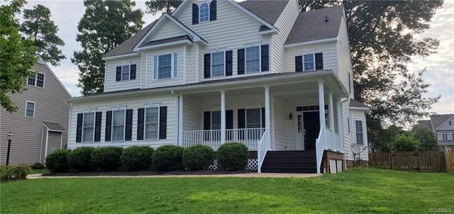 9058 Prolonge Lane, Mechanicsville, VA 23116 (MLS #2019823) :: Small & Associates