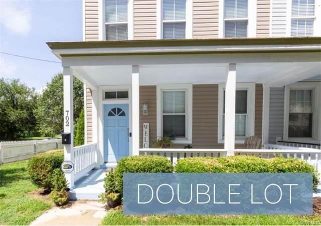 702 N 21st Street, Richmond, VA 23223 (MLS #2020293) :: Treehouse Realty VA