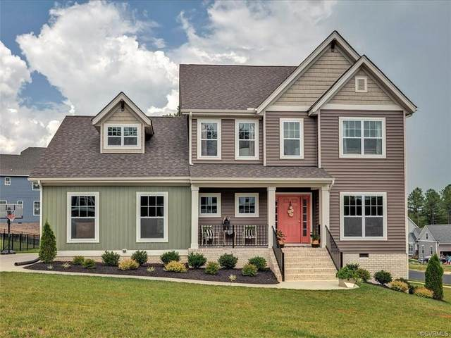 16400 Aklers Court, Chesterfield, VA 23832 (MLS #2023863) :: The RVA Group Realty