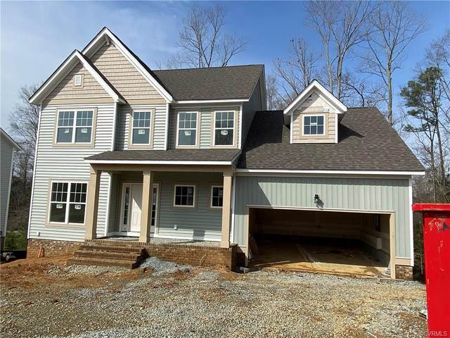 7480 Winding Jasmine Road, New Kent, VA 23141 (#2025470) :: The Bell Tower Real Estate Team