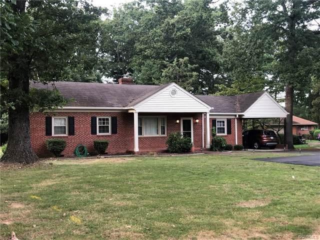 102 Wilkinson Road, Henrico, VA 23227 (MLS #2025705) :: Small & Associates
