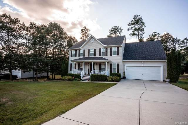 15200 Fairen Lane, Colonial Heights, VA 23834 (MLS #2026083) :: The RVA Group Realty
