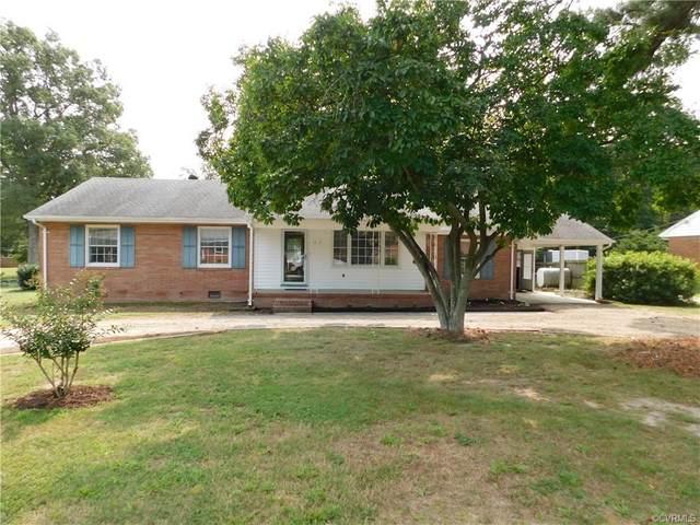 5313 W Garthdale Road, North Chesterfield, VA 23234 (MLS #2028337) :: The Redux Group
