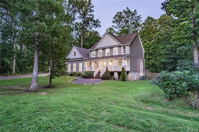 2248 Branch Forest Way, Powhatan, VA 23139 (MLS #2028597) :: The Redux Group