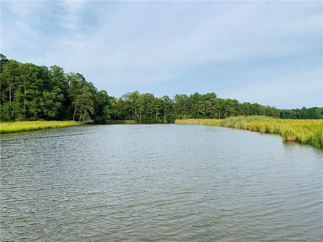 Lot #5 Paddock Drive, Lancaster, VA 22503 (MLS #2028716) :: Small & Associates