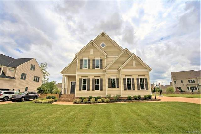 12617 Wyndham West Drive, Henrico, VA 23059 (MLS #2028864) :: The Redux Group