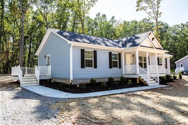 128 Evan Lane, Louisa, VA 23093 (MLS #2030135) :: Treehouse Realty VA