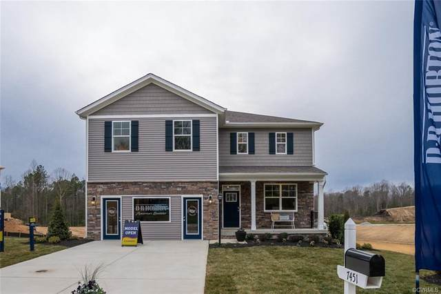 7613 Sedge Drive, New Kent, VA 23124 (MLS #2030318) :: The Redux Group