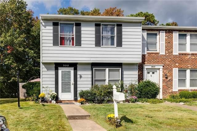 9642 Springfield Woods Circle, Henrico, VA 23060 (MLS #2032318) :: Treehouse Realty VA