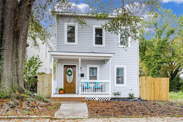 3214 2nd Avenue, Richmond, VA 23222 (MLS #2032783) :: Village Concepts Realty Group