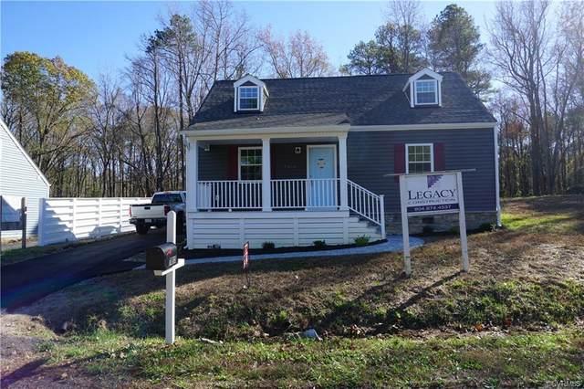 7815 Walmsley Boulevard, Chesterfield, VA 23235 (MLS #2032840) :: Treehouse Realty VA