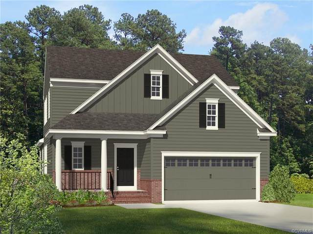 9104 Fenshaw Court, Mechanicsville, VA 23116 (MLS #2032943) :: Blake and Ali Poore Team
