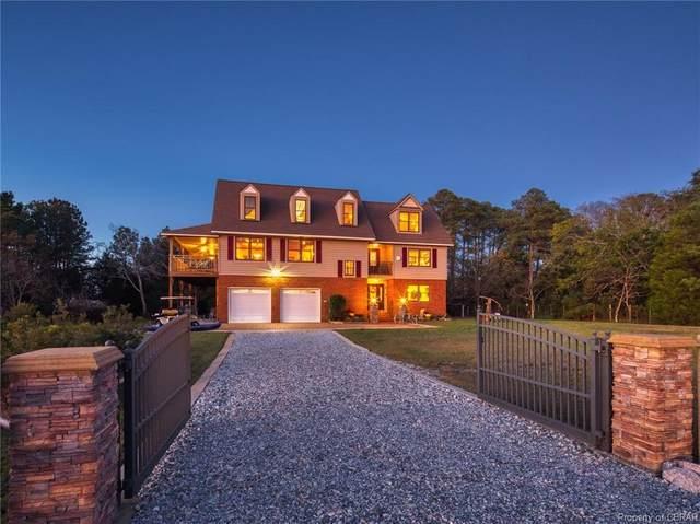 2372 Carmines Island Road, Hayes, VA 23072 (MLS #2033014) :: Village Concepts Realty Group
