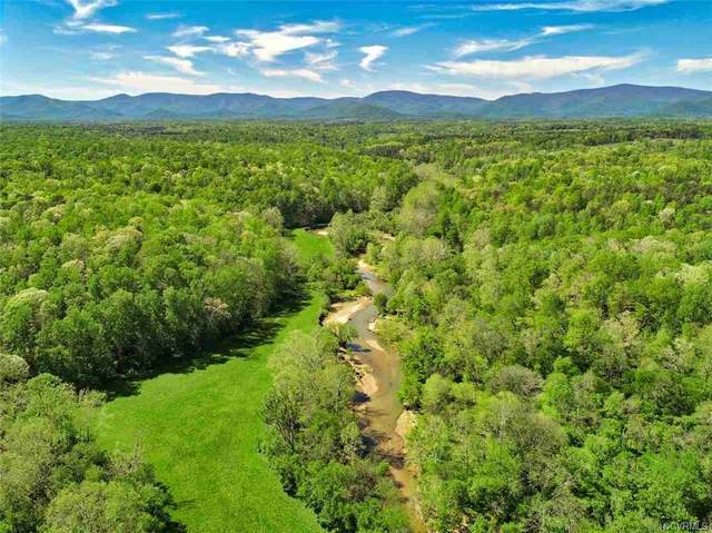46 Buffalo River Road, Earleysville, VA 22936 (MLS #2033988) :: Village Concepts Realty Group