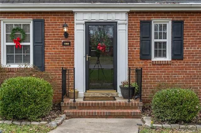 6003 Chamberlayne Road, Henrico, VA 23227 (MLS #2035998) :: Treehouse Realty VA