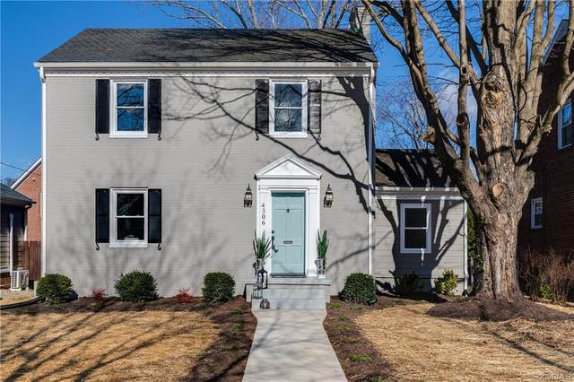 4306 Grove Avenue, Richmond, VA 23221 (MLS #2100148) :: Village Concepts Realty Group