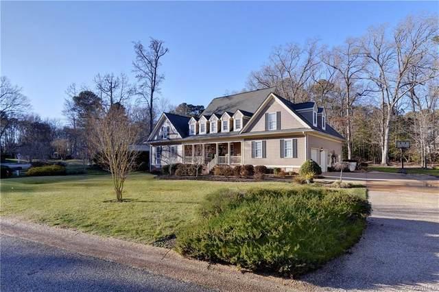 1916 Miln House Road, Williamsburg, VA 23185 (MLS #2104680) :: Village Concepts Realty Group