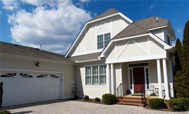 9011 Amberhill Loop, Chesterfield, VA 23236 (#2105030) :: The Bell Tower Real Estate Team