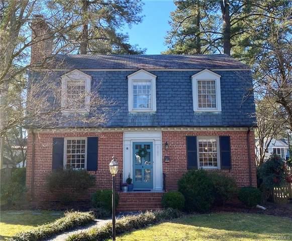 4704 Sylvan Road, Richmond, VA 23225 (MLS #2105047) :: Village Concepts Realty Group