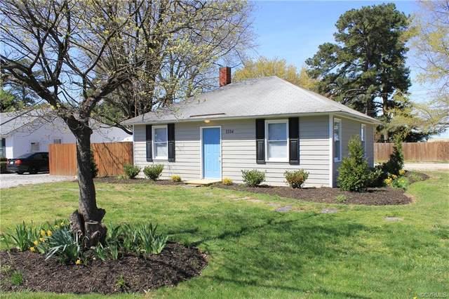 1314 N Parham Road, Henrico, VA 23229 (MLS #2106266) :: Small & Associates