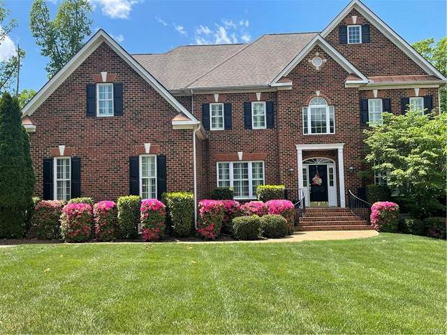 13445 Welby Mews, Midlothian, VA 23113 (MLS #2106695) :: Village Concepts Realty Group