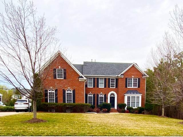 4909 Austin Healey Place, Glen Allen, VA 23059 (MLS #2106758) :: Village Concepts Realty Group